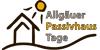 Allgäuer Passivhaustage 2012