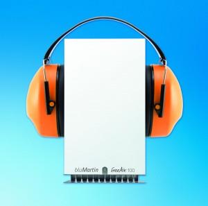Schalldämmlüftung für Lärmschutz