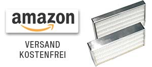 freeAir Filterset bei amazon