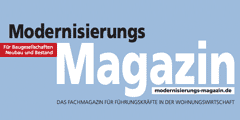 Modernisierungs-Magazin