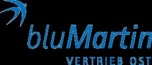 Logo bluMartin Vertrieb Ost