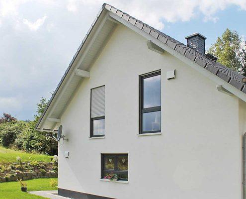 Leise Lüftung freeAir im Einfamilienhaus in Siegen