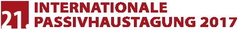 21. Internationale Passivhaustagung Wien