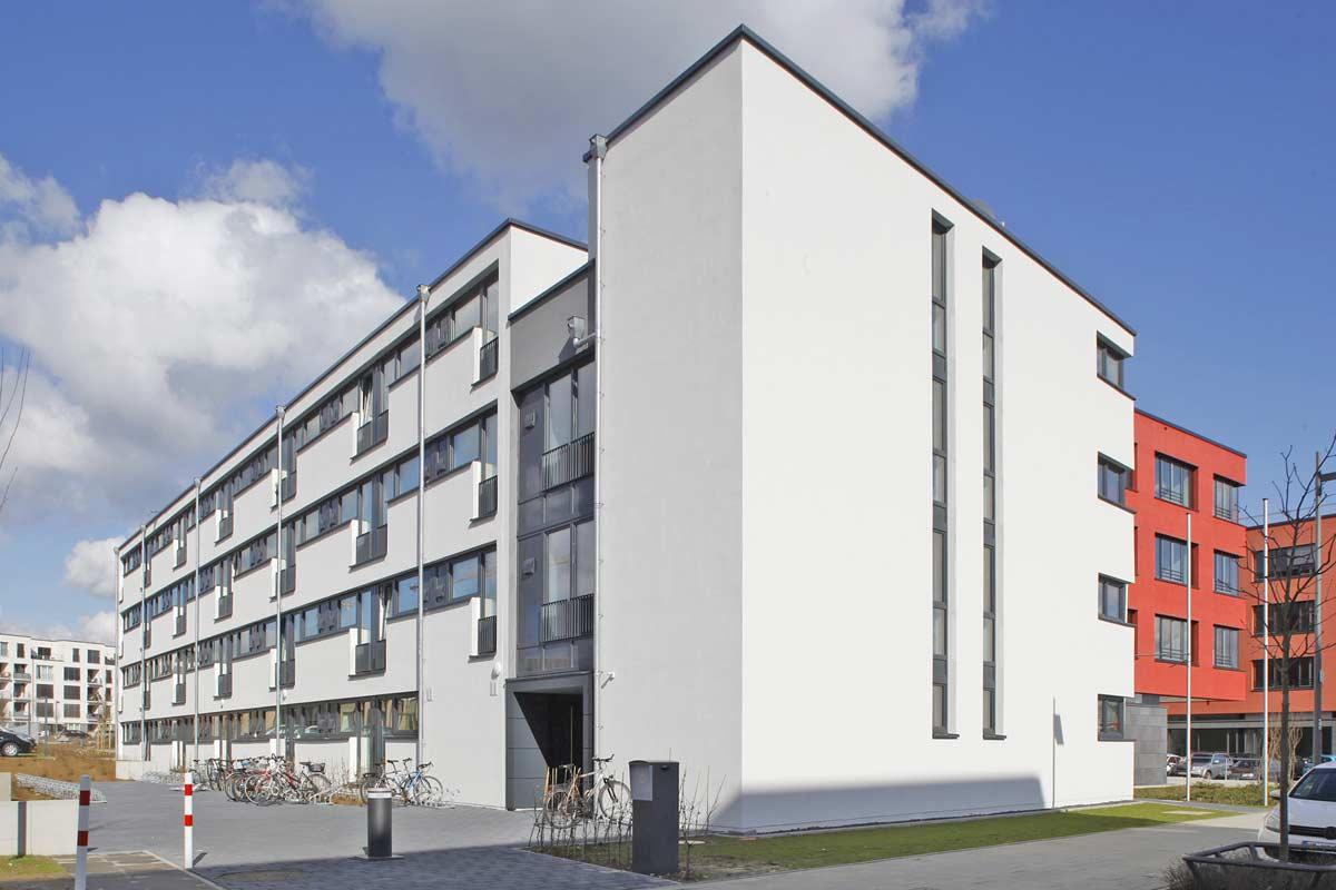 Wohnraumlueftung Wohnheim