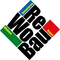 Logo der ReWoBau Messe 2019. bluMartin ist mit dem innovativen Lüftungssystem freeAir 100 vor Ort