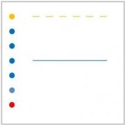 luftdrucksensor Leuchte gelb blau