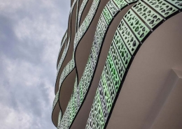 Designelement Balkon