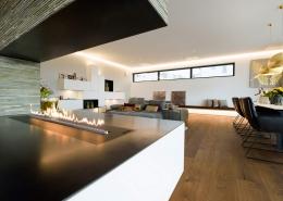 Großzügiges Wohnzimmer mit intelligentem Überströmer freeAir plus
