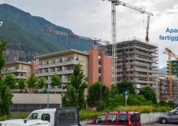 Apartmenthaus aus 2017 in der Nachbarschaft zum neuen Apartmenthaus aus 2019