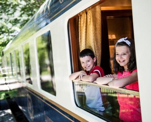 Luxuriöser Urlaub im Orient-Express Lener