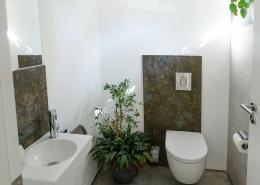 Frische Luft im Badezimmer dank Lüftungsanlage von bluMartin