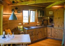 komfortabel Urlauben in gemütlicher Wohn-Küche