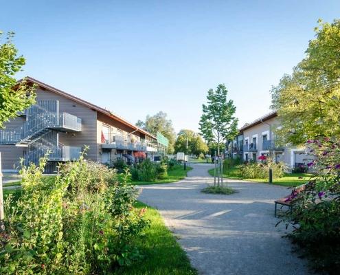 Naturnahe Wohnheime für Menschen mit seelischen Erkrankungen im Allgäu