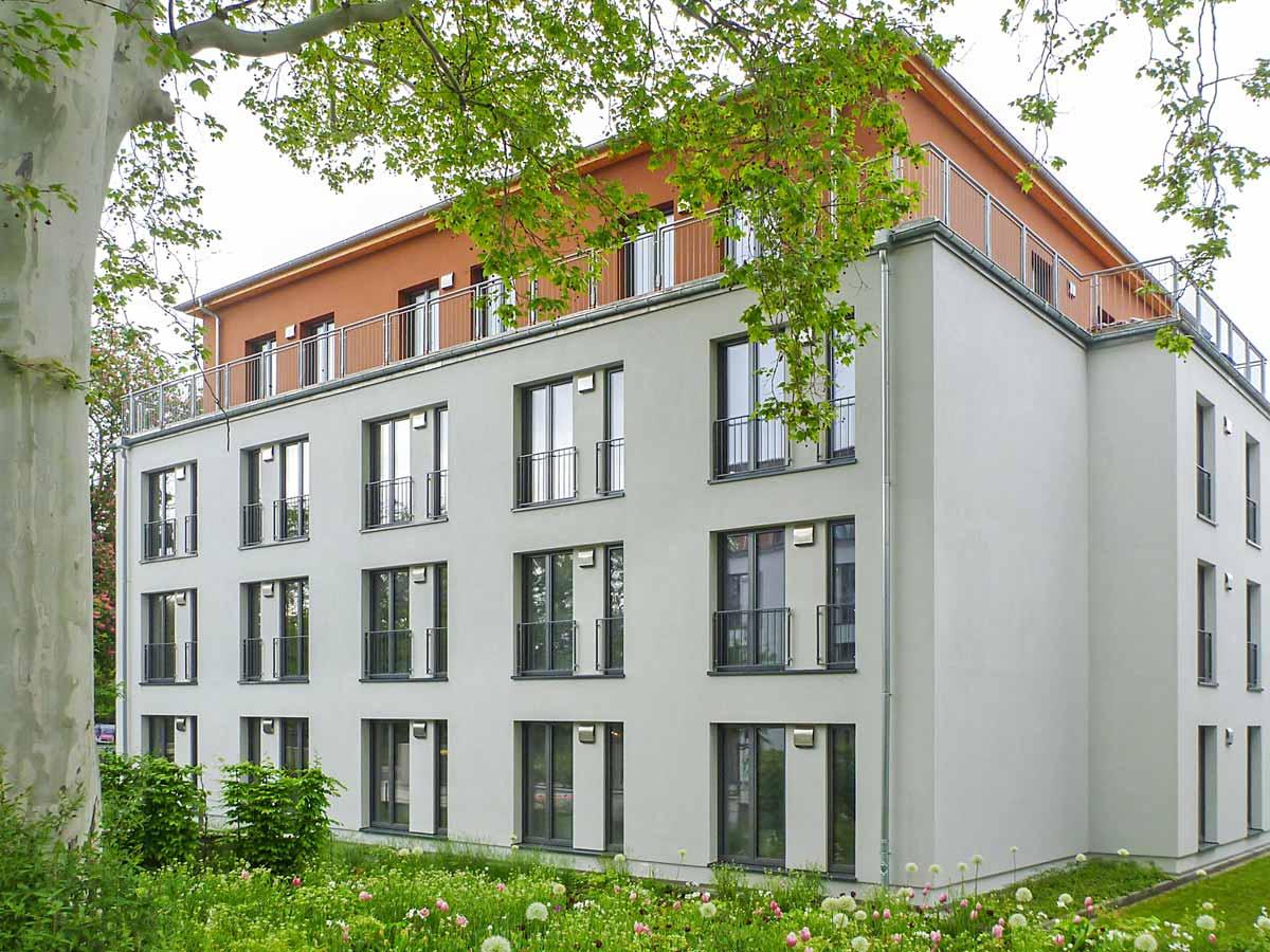 Wohnraumlüftung im exklusiven Wohnungsbau