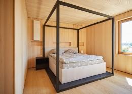 Traumhaft leise: Das Lüftungsgerät freeAir mit Premium Cover sorgt für gesunden Schlaf.