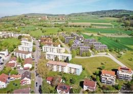 Zukunftsorientiertes Bauen in KfW 40 plus Standard mit Seeblick