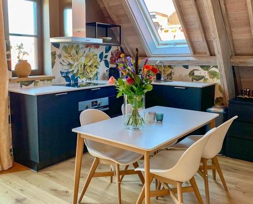 Luxoriös eingerichtete Apartment-Hotels laden auch zu längeren Aufenthalten ein.